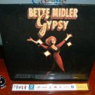 Laserdisc GYPSY 1993 Bette Middler Lot#2 FS LD