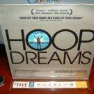 Laserdisc HOOP DREAMS 1994 Arthur Agee Lot#2 FS SEALED UNOPENED LD