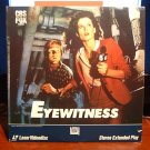 Laserdisc EYEWITNESS 1981 William Hurt Lot#1 FS LD
