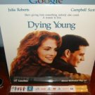 Laserdisc DYING YOUNG 1991 Julia Roberts Lot #2FS SEALED UNOPENED LD
