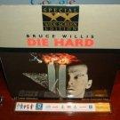 Laserdisc DIE HARD (Part 1) 1988 Bruce Willis Lot#8 SWE USA Pressing LD
