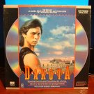 Laserdisc DAKOTA 1988 Lou Diamond Phillips FS LD