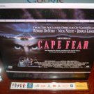 Laserdisc CAPE FEAR 1991 Robert de Niro Lot#4 LTBX LD