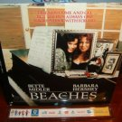 Laserdisc BEACHES 1989 Bette Middler Lot#1 FS LD Movie [797 AS]