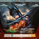 Laserdisc BATMAN FOREVER 1995 Val Kilmer Lot#6 LTBX LD