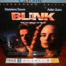 Laserdisc BLINK 1994 Aidan Quinn Madeleine Stowe LTBX LD