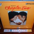 Laserdisc CHAPTER TWO (1979) James Caan FS Classic LD
