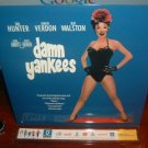Laserdisc DAMN YANKEES (1958) Tab Hunter Lot#3 Classic Musicals LD