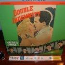 Laserdisc DOUBLE INDEMNITY (1944) Porter Hall FS Classic LD