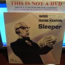 Laserdisc SLEEPER (1973) Woody Allen Lot#2 FS SEALED UNOPENED Classic LD