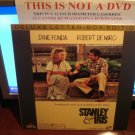 Laserdisc STANLEY & IRIS 1989 Robert DeNiro Lot#2 DLX LTBX LD