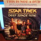 Laserdisc STAR TREK DEEP SPACE NINE EMISSARY PILOT EPISODE AIRDATE 1/4/93 1993 Avery Brooks FS LD