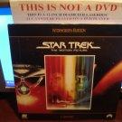 Laseridisc STAR TREK I: THE MOTION PICTURE 1980 William Shatner Lot#6 LTBX LD