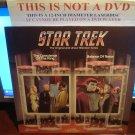 Laserdisc STAR TREK TOS EPISODES 13 & 9: THE CONSCIENCE OF A KING / BALANCE OF TERROR (1966) LD