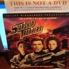 Laserdisc STARSHIP TROOPERS 1997 Casper Van Dien DLX LTBX AC-3 LD