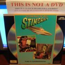 Laserdisc STINGRAY: INVADERS FROM THE DEEP 1981 Supermarionation FS Rare LD