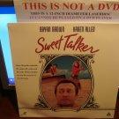 Laserdisc SWEET TALKER 1991 Bryan Brown FS SEALED UNOPENED LD
