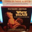 Laserdisc WHITE PALACE 1990 Susan Sarandon FS SEALED UNOPENED LD