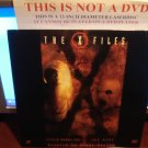 Laserdisc THE X FILES: LITTLE GREEN MEN / THE HOST 1994/97 Gillian Anderson Lot#2 FS Sci-Fi LD
