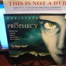 Laserdisc THE PROPHECY 1995 Christopher Walken Lot#3 LTBX Horror LD
