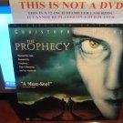 Laserdisc THE PROPHECY 1995 Christopher Walken Lot#2 LTBX Horror LD
