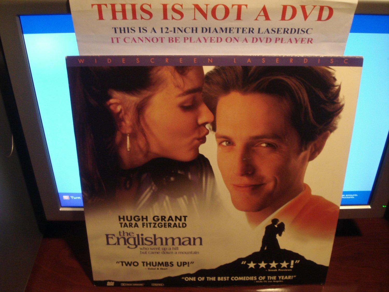 Laserdisc THE ENGLISHMAN 1995 Hugh Grant Lot#2 LTBX LD