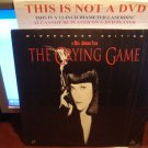 Laserdisc THE CRYING GAME 1992 Neil Jordan Lot#3 FS LD