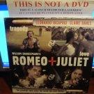 Laserdisc ROMEO & JULIET 1996 Leonardo DiCaprio Lot#1 LTBX THX AC-3 LD