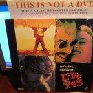 Laserdisc LOVE & A.45 1994 Johnny Cash Gil Bellows FS Rare LD