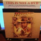 Laserdisc INDIANA JONES AND THE LAST CRUSADE 1989 Harrison Ford Lot#12 LTBX LD Movie [LV31859-2L]