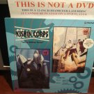 LD Anime KISHIN CORPS: VOLUME TWO 1983 Toshiko Fujita Japan CAV SEALED Laserdisc Movie [PILA-1172A]