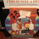 LD Animation SANTA CLAUS IS COMING TO TOWN (1970) Mickey Rooney SEALED Laserdisc Video [ID7268IV]