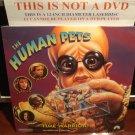 LD Children THE HUMAN PETS: JOSH KIRBY TIME WARRIOR 1995 Moonbeam Laserdisc Movie [LV 83198]