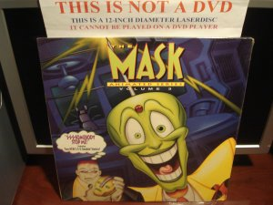 ld animation the mask animated series volume 3 1995 sunbow sunbow