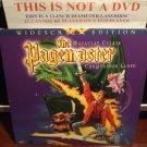 LD Children THE PAGEMASTER 1993 MaCaulay Culkin Lot#1 LTBX Special Edition Laserdisc Video [8641-85]
