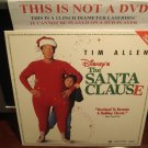 LD Disney THE SANTA CLAUSE 1994 Tim Allen Lot#2 LTBX AC-3 Walt Laserdisc Video Movie [3633 AS]