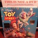 LD Disney TOY STORY 1995 Tom Hanks Lot#7 LTBX THX AC-3 SEALED Walt Laserdisc Video Movie [6703 AS]