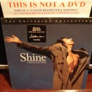 LD Criterion SHINE 1996 Scott Hicks Director Approved Special Edition CLV Laserdisc [CC1486L / 335]