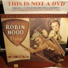 LD Criterion THE ADVENTURES OF ROBIN HOOD (1938) Lot#2 CLV Laserdisc [CC1215L / 66A]