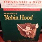 LD Criterion THE ADVENTURES OF ROBIN HOOD (1938) Lot#3 CAV 50th Anniv Laserdisc [CC1166LL / 66]