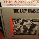 LD Criterion THE LADY VANISHES (1938) Hitchcock Lot#1 CLV First Printing Voyager [CC1104L Spine  4]