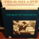 LD Criterion THE NIGHT OF THE HUNTER (1955) Robert Mitchum Lot#4 Laserdisc [CC1128L Spine 28]