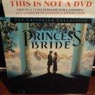 LD Criterion THE PRINCESS BRIDE 1987 Cary Elwes Lot#8 CAV Spine#40 Laserdisc [CC1140L]