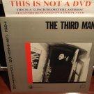 LD Criterion THE THIRD MAN (1949) Orson Welles Lot#1 CLV Spine#5 Voyager Laserdisc [CC1105L]