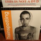 LD Criterion TRAINSPOTTING 1995 Ewan McGregor Lot#3 CLV Spine#325 The Voyager Laserdisc [CC1477L]