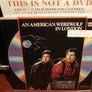 Laserdisc AN AMERICAN WEREWOLF IN LONDON 1981 David Naughton Lot#5 FS SEALED LD Movie [ID5239VE