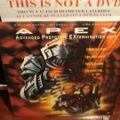 Laserdisc A.P.E.X ADVANCED PROTOTYPE EXTERMINATION UNIT 1994 APEX Sci-Fi LD No-DVD Movie [LV20064]