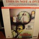 Laserdisc BRIDE OF RE-ANIMATOR 1989 Bruce Abbott HP Lovecraft Rare Sci-Fi Horror LD Movie [ID7610IV]