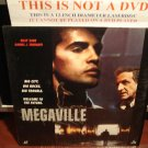 Laserdisc MEGAVILLE 1991 Billy Zane Sci-Fi Science Fiction Thriller Fantasy Video LD Movie [LD68955]