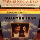 Laserdisc QUANTUM LEAP: THE COLOR OF TRUTH & CAMIKAZI KID 1989 Lot#3 SEALED Sci-Fi LD Movie [41735]
